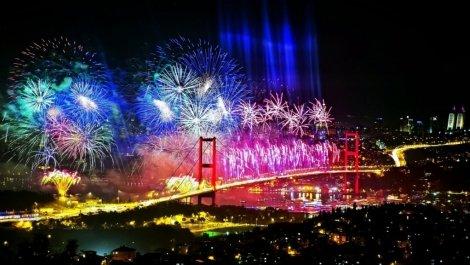 Нова Година 2019 в Турция, Истанбул! ТРАНСПОРТ + 2 нощувки в хотел 2/3* + 2 Закуски + Водач само за 124 лв на Човек