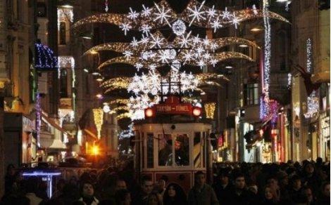 Нова Година 2019 в Турция, Истанбул! ТРАНСПОРТ + 3 нощувки в хотел Bekdas De Lux 4* + 3 Закуски + Пешеходна разходка из
