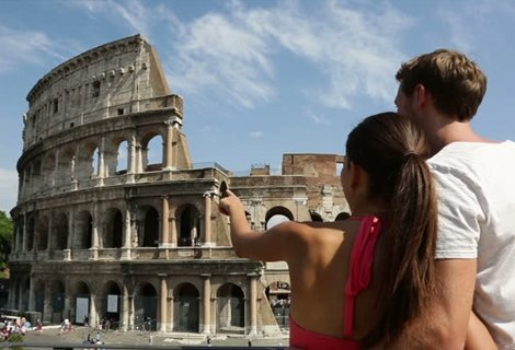РИМ – ВЕЧНИЯТ ГРАД: Самолетен Билет + 4 нощувки със Закуски в хотел от веригата Raeli hotels 4* + Панорамна обиколка на