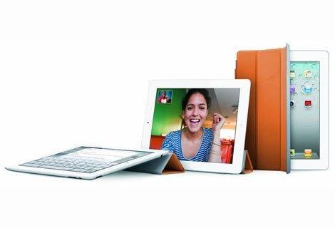 Най-НИСКА ЦЕНА за Smart Cover Case - полиуретаново покритие за iPad 2 или iPad 3 HD в различни цветове само за 9.90 лева