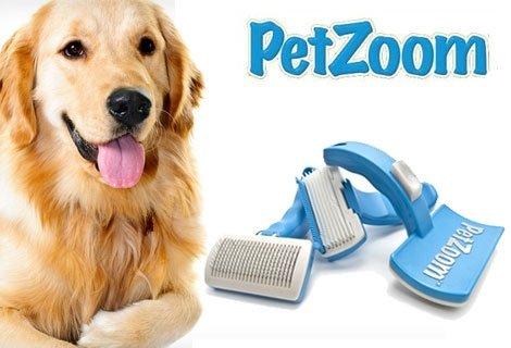 Не позволявайте на кучешката и котешка козина да съсипят приятелството ви с вашия домашен любимец! Вземете Pet Zoom – че