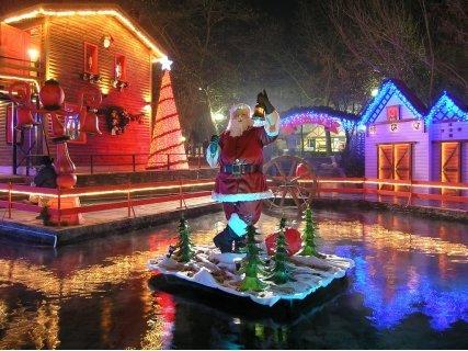 Романтична Коледна екскурзия до Драма и приказното градче Онируполи! Транспорт с автобус + 1 нощувка със закуска в хотел
