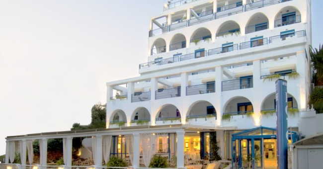 Нова Година в Secret Paradise Hotel & SPA 4*, Халкидики - 3 нощувки със закуски, Гала Вечеря и СПА