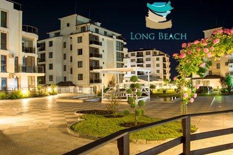 SPA Weekend през декември в луксозния LONG BEACH RESORT & SPA 5*, Шкорпиловци! Нощувка в ЛУКСОЗЕН АПАРТАМЕНТ със Закуска