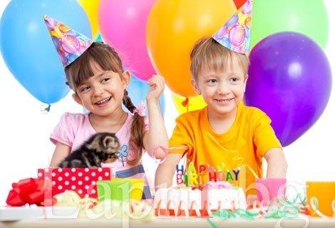 Професионални снимки за празника на Вашето дете! Заснемане на детски рожден ден в рамките на 2 часа + Професионална обра