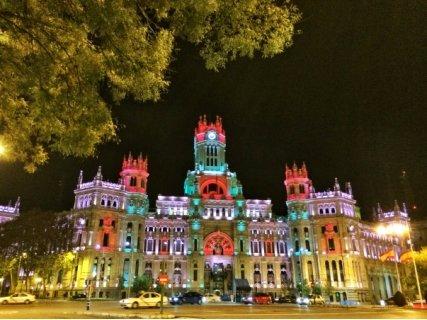 Нова Година в Мадрид! Директен Самолетен полет с България Еър с трансфер + 3 нощувки в Weare Chamartin 4* + Панорамна об
