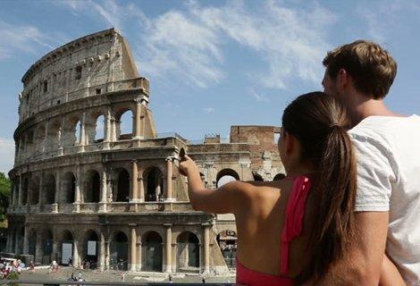 LAST MINUTE 08.11 РИМ – ВЕЧНИЯТ ГРАД: Самолетен Билет + 4 нощувки със Закуски в хотел от веригата Raeli hotels 4* + Пано
