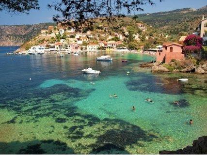 ПОЧИВКА на остров Лефкада, Гърция с автобус! 7 нощувки със закуски за 515 лв. в хотел Lefkas 3* или друг хотел по избор