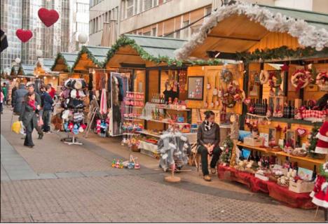 Коледни базари в Загреб! Транспорт + 3 нощувки със закуски в хотел Laguna 3* + Пешеходна обиколка с водач за 299 лв. на