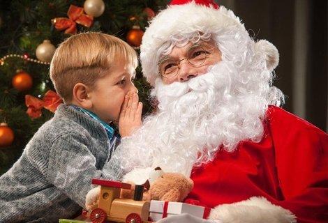 Коледно Тържество с Дядо Коледа в Детската градина или Училище с много изненади САМО за 5 лв. на ДЕТЕ от Детски Център к