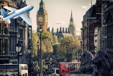 ЛОНДОН: 3 нощувки със закуски в хотел 3* със закуски в ТОП-ЦЕНТЪР и САМОЛЕТЕН БИЛЕТ с ДИРЕКТЕН ПОЛЕТ на цени от 339 лв.