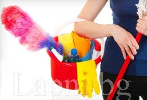 ПРЕДКОЛЕДНО почистване За Вашия Дом или Офис: Професионално Основно ПОЧИСТВАНЕ  САМО за 49.90 лв. от Чистачко