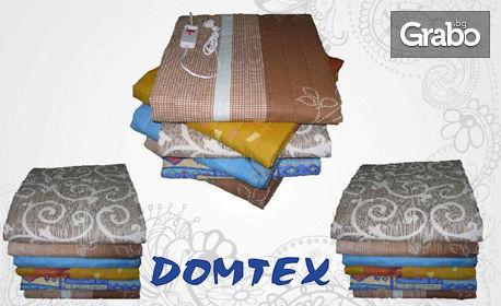 Електрическа възглавница или одеяло, с размер по избор