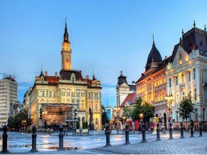 Нова година в СЪРБИЯ, Нови Сад: Транспорт с автобус + 2 нощувки със Закуски + Празнична Новогодишна вечеря с богато меню
