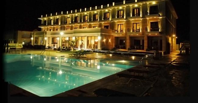 Нова Година на Олимпийска ривиера, в DANAI HOTEL & SPA, полупансион и Празнична вечеря включени в цената!