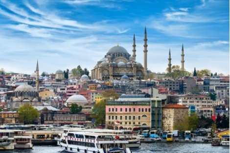 Всеки ЧЕТВЪРТЪК до Истанбул: 2 нощувки със закуски в хотел No Name 2/3* + Транспорт САМО за 78 лв. на Човек