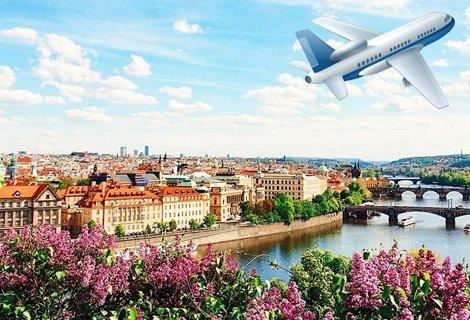 ПРОЛЕТ в ПРАГА със САМОЛЕТ! Директен полет + 3 нощувки със закуски в хотел 4* по избор + Обзорна обиколка на Прага с екс