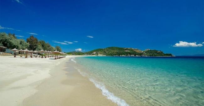 All Inclusive почивка на промо цена! Резервирайте сега - 5 нощувки през юни в Chrousso Village 4*, Халкидики, Гърция!