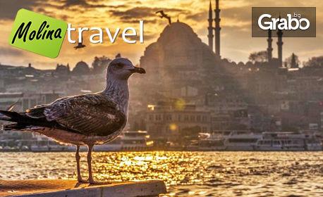 Посети Фестивала на лалето в Истанбул! 2 нощувки със закуски, плюс транспорт и посещение на Одрин