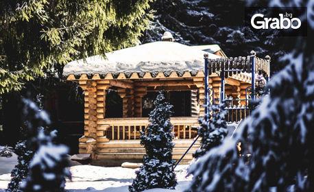 Зимна почивка в Боровец! Нощувка във вила за до четирима