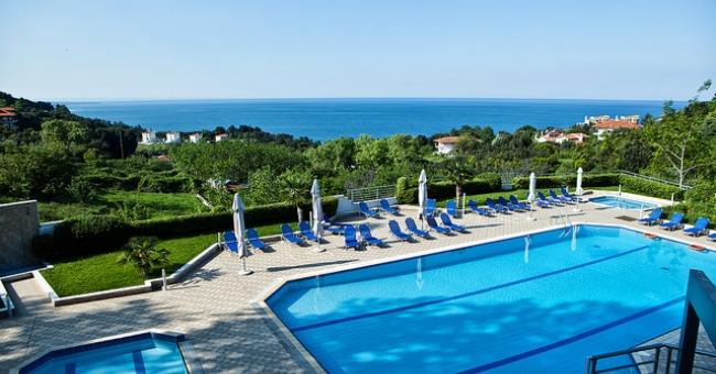 All Inclusive почивка на Олимпийска ривиера, 5 нощувки в хотел Olympus Thea 4*
