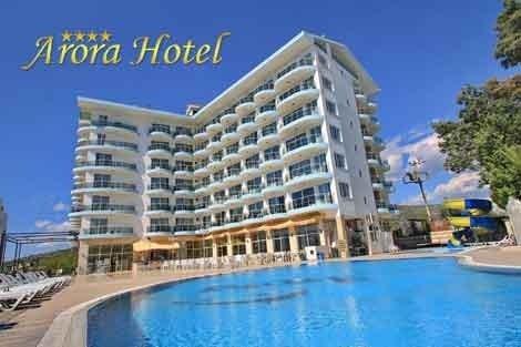 Кушадасъ Лято 2019 в хотел ARORA HOTEL 4*: 5 нощувки ALL INCLUSIVE + ТРАНСПОРТ на цени от 336 лв. на ЧОВЕК!