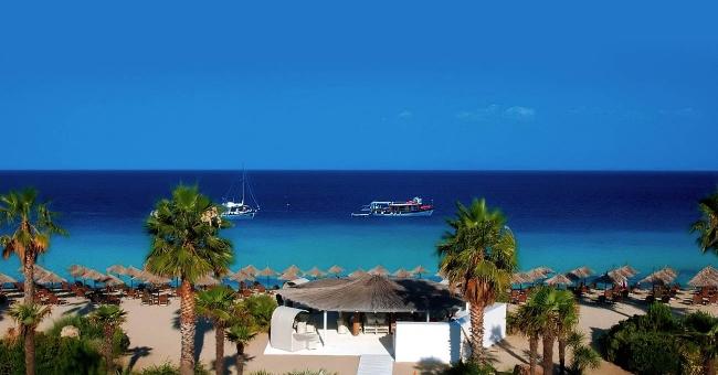 Ранни резервации за луксозния Ilio Mare 5* на остров Тасос, 5 нощувки със закуски и вечери