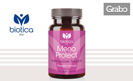 За дамите! Натурален продукт Meno Protect за комфорт по време и след менопаузата