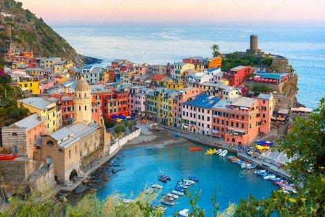 Шедьоврите на ИТАЛИЯ: Верона, Милано, Торино, Генуа, Чинкуе Тере, Флоренция! Транспорт + 4 нощувки със закуски в хотели