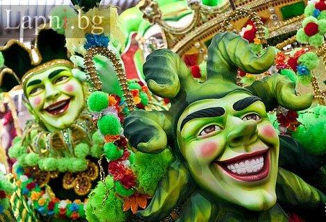 08.03.2019: Карнавалът на остров КОРФУ! Транспорт с автобус + 3 нощувки със закуски в хотел Hellenis 3 * + Богата турист