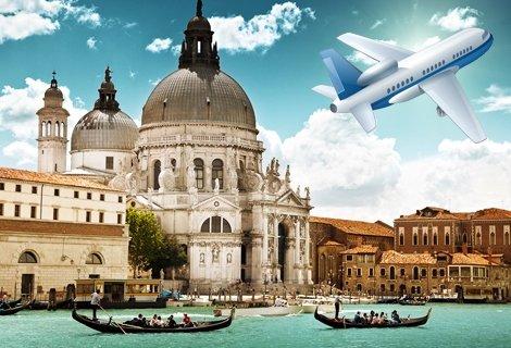 Bellissima Италия със САМОЛЕТ! 5 нощувки със закуски в хотели 3* + Посещение на Милано, Торино, Генуа, Пиза, Болоня и Па