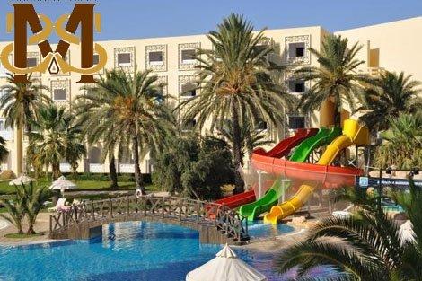 Почивка в Тунис 2019 г.! Самолетен билет за полет на Bulgaria Air + 7 нощувки в Marhaba Resort 4* на база All inclusive