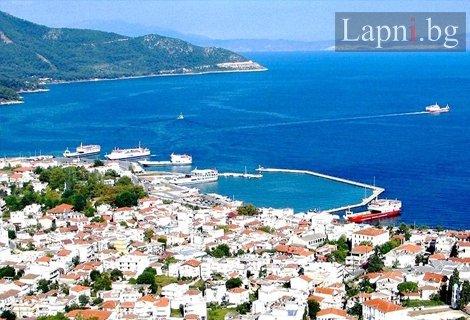 Остров Тасос - зеленият рай на Гърция! Транспорт + ДВЕ нощувки със закуски + ТУРИСТИЧЕСКА ПРОГРАМА в Кавала, Филипи и пе