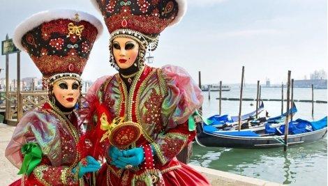 21.02.2019 г., Карнавалът във Венеция! Транспорт с автобус + 4 нощувки със закуски в хотели 3 * + Богата туристическа пр