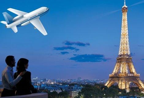 ПАРИЖ! Самолетен билет + 4 нощувки със закуски в хотел Ibis La Defence Centre 3* + Обзорна обиколка на Париж за 933 лв.