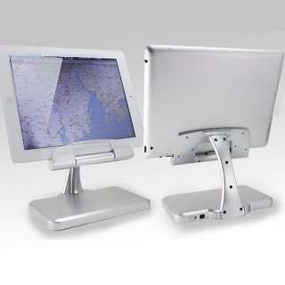 Елегантен и компактен Charging Stand за iPad 2 / iPad 3 само за 19.90 лв