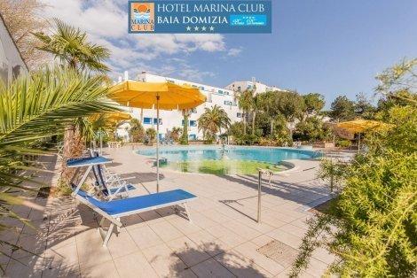 Почивка в ИТАЛИЯ, НЕАПОЛ, Marina Club 4*: Чартърен полет + 7 нощувки със Закуски, Вечеря и Напитки за 860 лв. на Човек
