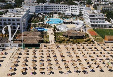 Почивка в Тунис 2019 г.! Самолетен билет за полет на Bulgaria Air + 7 нощувки в Vincci Nozha Beach 4* на база All inclus