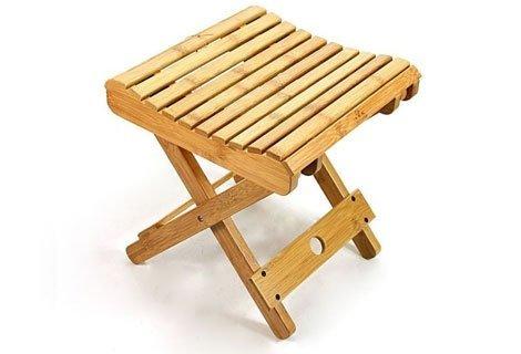 Бамбукът е здрав,красив и гъвкав материал.Купи 100 % Екологичен стол от Бамбук сега на цена от 9.90 лв