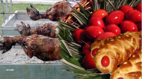 ВЕЛИКДЕН в Гърция, Халкидики! хотел Stavros Beach 3*: Транспорт + 3 нощувки + 2 ВЕЧЕРИ + Празничен Великденски Обяд за 3