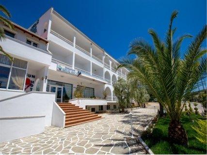 ЛЯТО 2019, остров ТАСОС, Astris Sun Hotel 2*: нощувка със закуска и ВЕЧЕРЯ на цени от 99 лв. За ДВАМА!