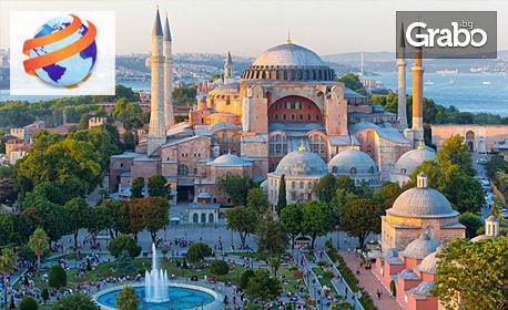 За Великден и фестивала на лалето в Истанбул! 4 нощувки със закуски, транспорт и възможност за Принцовите острови