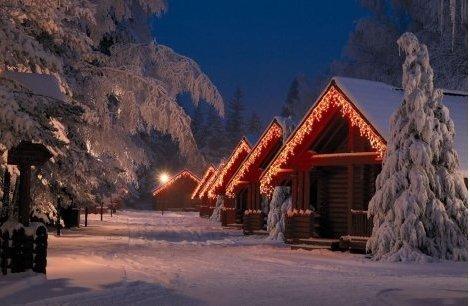 Зима в БОРОВЕЦ, Вилни Селища ЯГОДА и МАЛИНА: Нощувка в Самостоятелна ВИЛА на цени от 169 лв. за ЧЕТИРИМА!