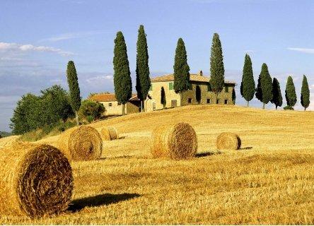 Тоскана и Умбрия: Транспорт + 4 нощувки със закуски в хотели 3* + Обиколка на Равена, Сан Марино, Перуджа, Монтепулчано, Сиена, Сан Джиминяно и Волтера за 599 лв.