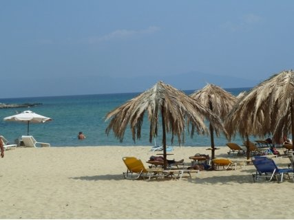 Еднодневна екскурзия за плаж до Керамоти, един от най-хубавите плажове на Балканите, с възможност за посещение на о. Тас