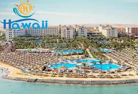 ХИТ! Египет, HAWAII LE JARDIN AQUA PARK 5*: Чартърен Полет с трансфери + 7 нощувки на база ALL INCLUSIVE само за 780 лв.