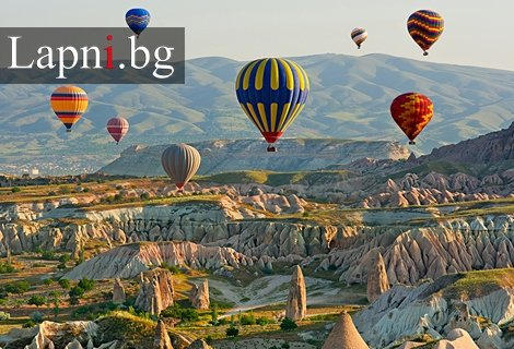 Екскурзия до Кападокия! Транспорт + 4 нощувки с 4 закуски и 3 вечери в хотели 3* в Истанбул, Анкара и Кападокия  + Богат