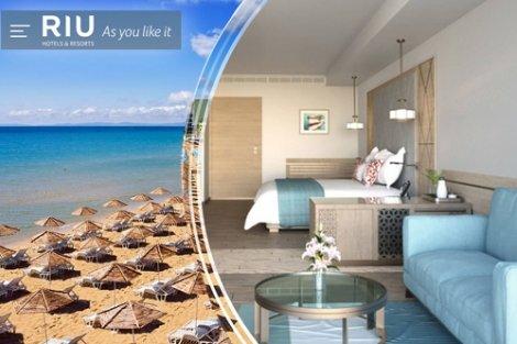 NEW в Слънчев Бряг, хотел РИУ Palace Sunny Beach 5* Adults Only: Нощувка на база ALL INCLUCIVE 24 часа на цена от 78 лв. на Човек!