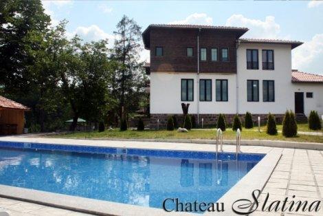 Отдих в Хотел Шато Слатина до Вършец! Нощувка със Закуска и Вечеря с местни продукти и чаша Вино + Ползване вътрешен басейн за 39.50 лв.