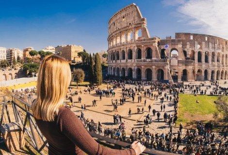 РИМСКА ИМПЕРИЯ: Самолетен билет + 4 нощувки със закуски в хотел 4* в центъра на РИМ + Панорамна обиколка на РИМ и Посещение на ВАТИКАНА с екскурзоводско обслужване за 765 лв.